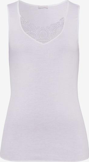 Hanro Maillot de corps en blanc, Vue avec produit
