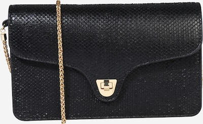 Coccinelle Pidulik käekott 'FLORENCE CLUTCH PYTHON' must, Tootevaade