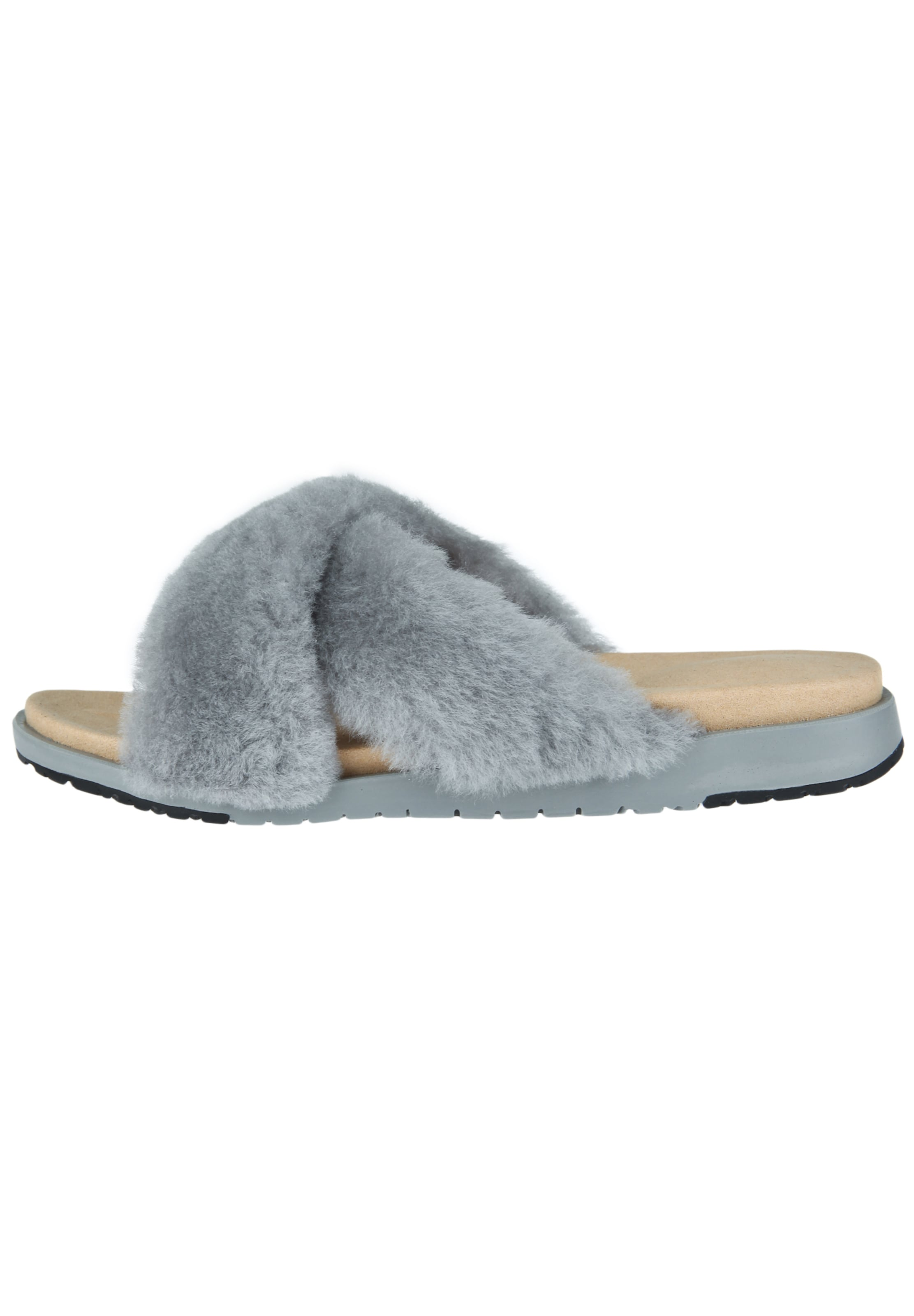 In Grau Australia Pantolette Emu 'mareeba' nX8wPZkN0O