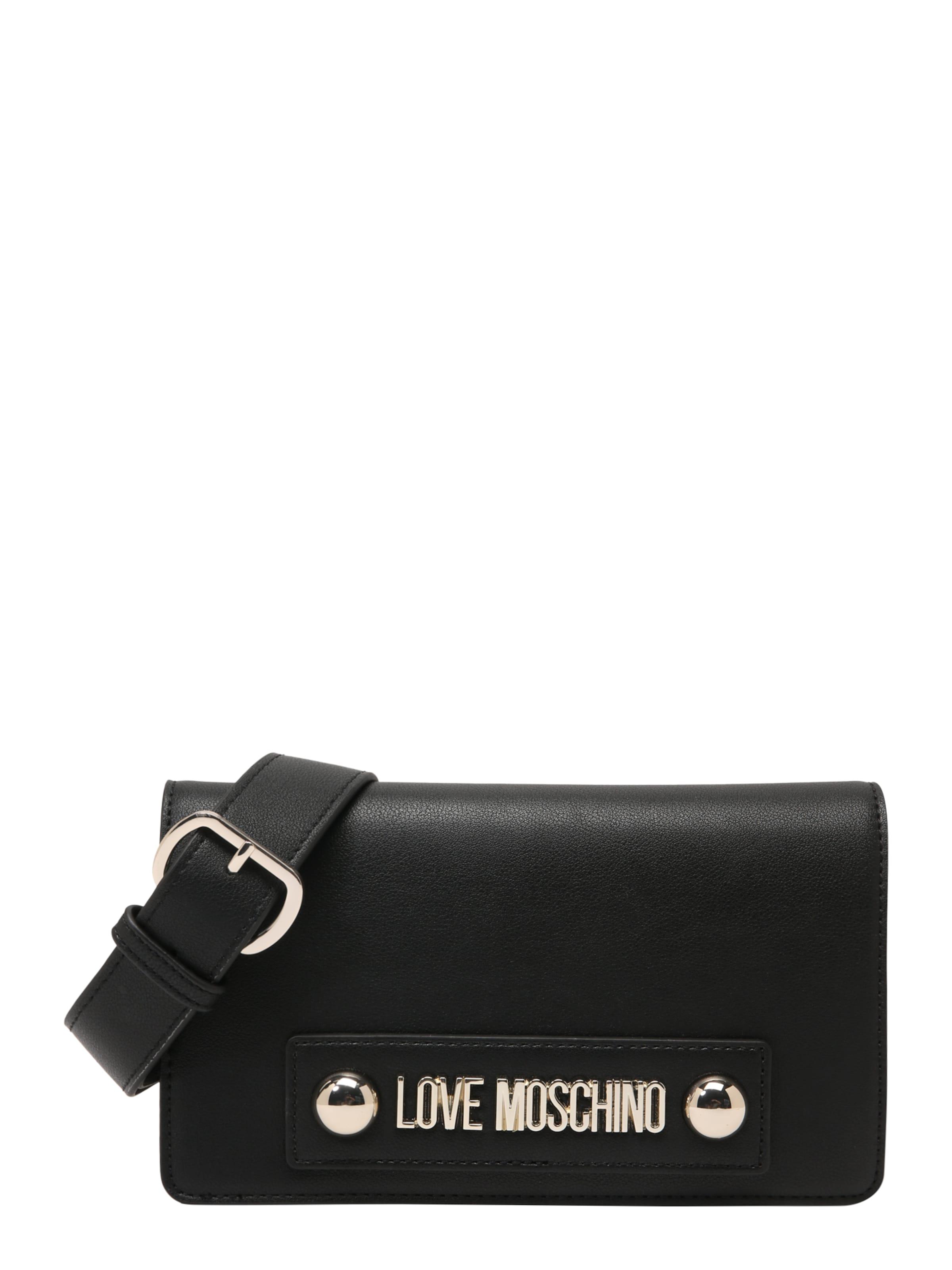 In Love Love Love Schwarz Moschino Tasche Moschino Tasche Tasche Moschino In Schwarz DHEI9W2Y