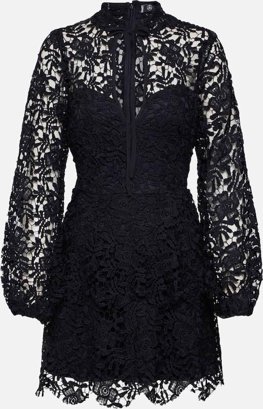 Robe Noir Missguided Missguided En Robe 8mN0vnw