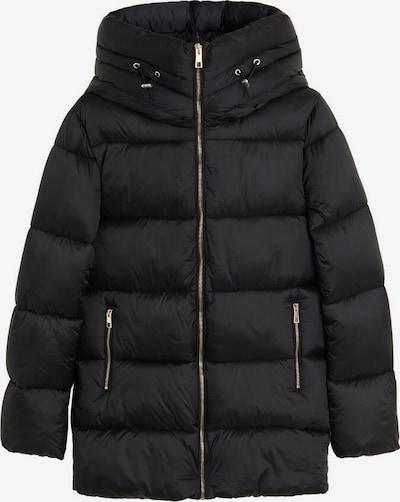 MANGO Winterjas in de kleur Zwart, Productweergave