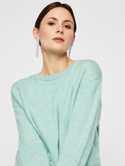 Y.A.S Pullover in mint, Produktansicht