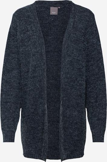 ICHI Gebreid vest 'NOVO' in de kleur Donkerblauw, Productweergave