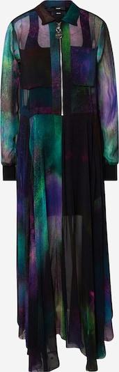Suknelė 'D-RAH-A' iš DIESEL , spalva - mišrios spalvos / juoda, Prekių apžvalga