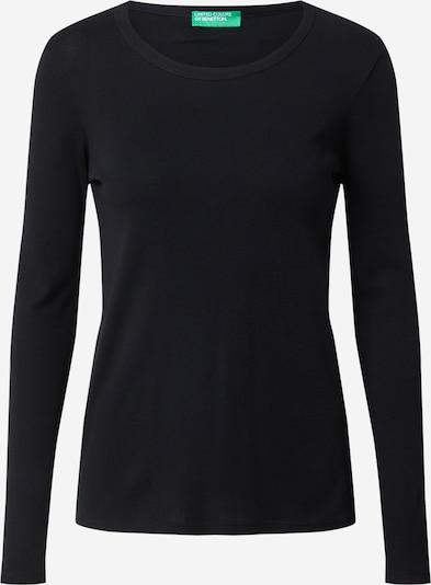 UNITED COLORS OF BENETTON Koszulka w kolorze czarnym, Podgląd produktu