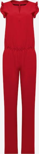 faina Jumpsuit in de kleur Rood, Productweergave