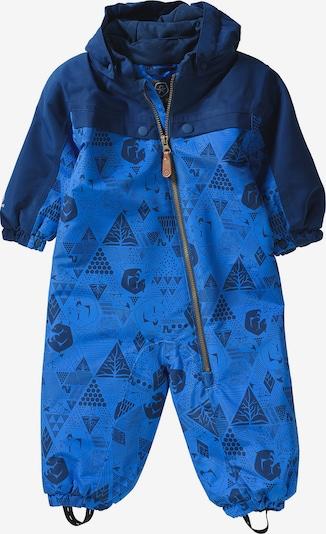COLOR KIDS Schneeanzug 'DOLPA' in blau / dunkelblau, Produktansicht