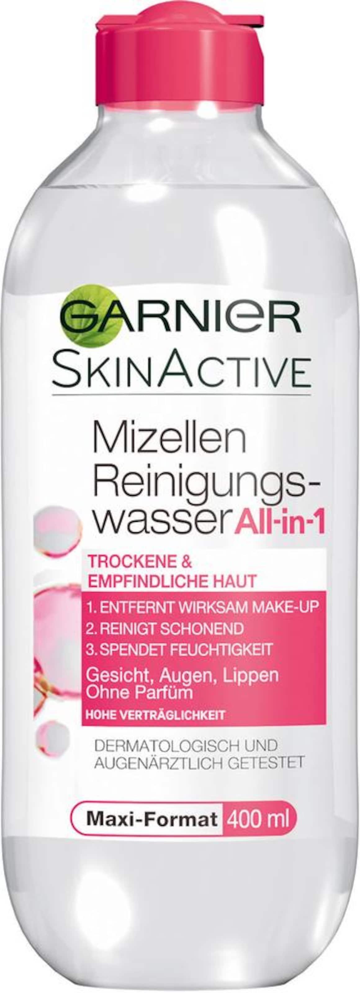 GARNIER 'Mizellen Gesichtswasser Trockene Haut', Gesichtsreinigung