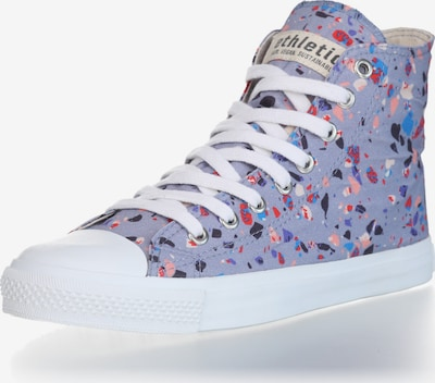 Ethletic Sneaker 'Fair Trainer' in helllila / mischfarben, Produktansicht