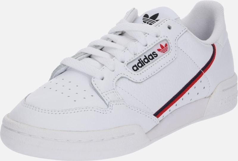 adidas Originals Nizza Sneaker Low Weiß Herren Schuhe