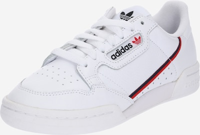 ADIDAS ORIGINALS Sneakers low 'Continental 80' in navy / red / white, Item view