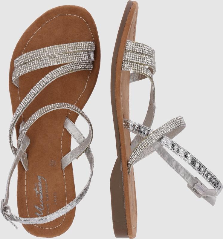 MUSTANG Riemensandale Verschleißfeste billige Schuhe Hohe Qualität