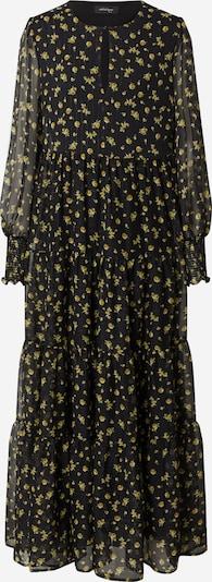 Ottod'Ame Robe 'Abito' en jaune / vert / noir, Vue avec produit