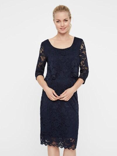 MAMALICIOUS Stillkleid in nachtblau, Modelansicht