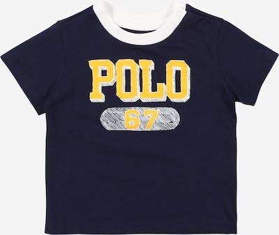 POLO RALPH LAUREN Shirt in navy / gelb / weiß, Produktansicht