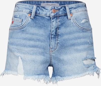 Mavi Shorts 'Rosie' in hellblau, Produktansicht