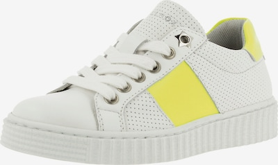BULLBOXER Sneakers in Neon yellow / White, Item view