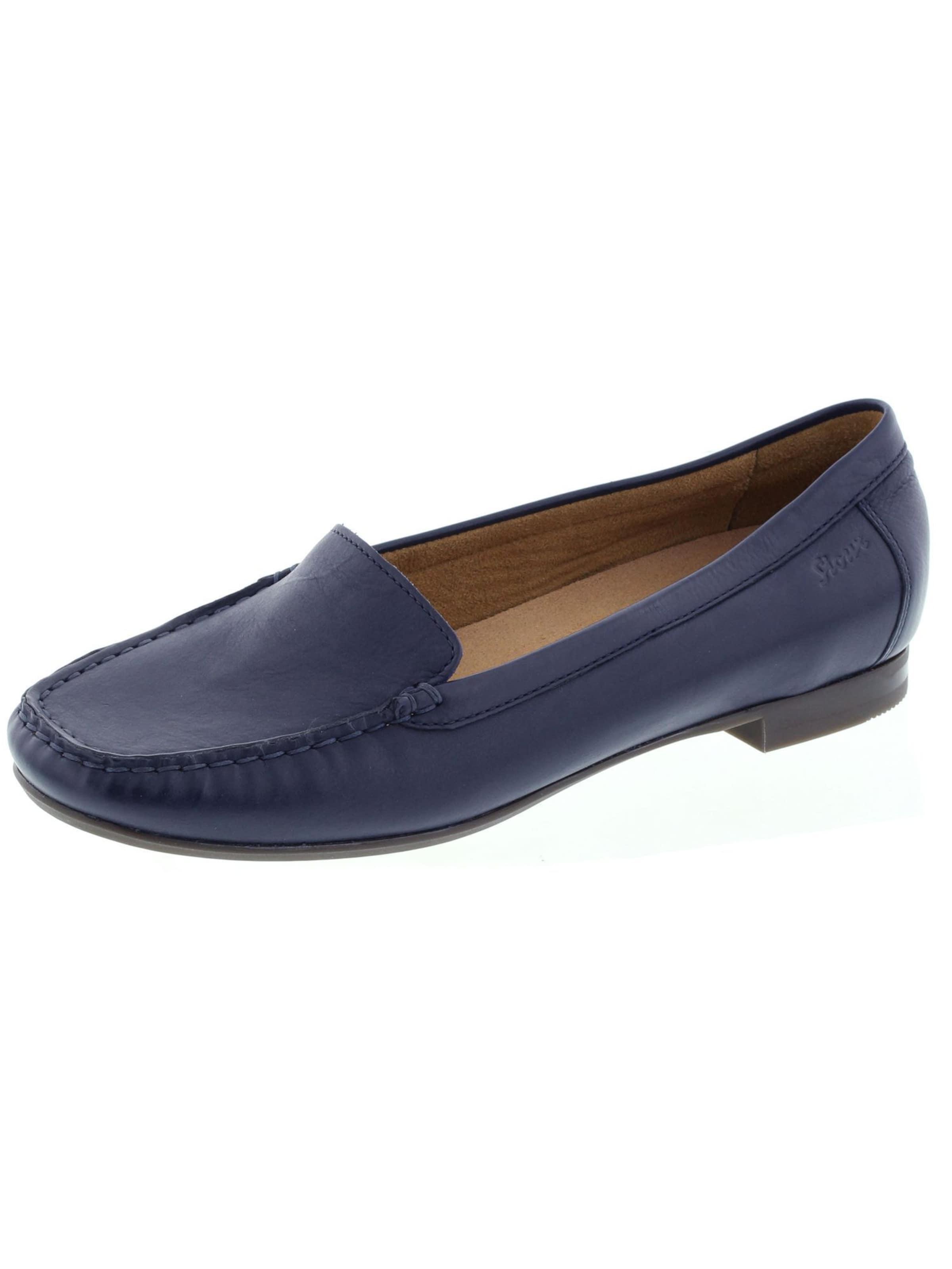 SIOUX Mokassin Zalla Verschleißfeste billige Schuhe
