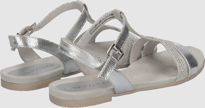 MARCO MARCO MARCO TOZZI Sandalen mit Nietendekor 8c37e0