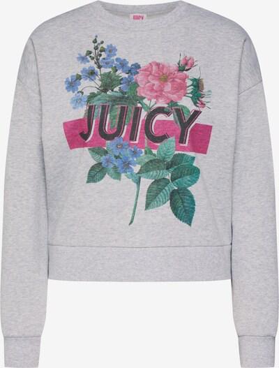 Juicy by Juicy Couture Sweatshirt in de kleur Grijs gemêleerd / Gemengde kleuren, Productweergave
