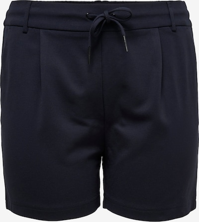 ONLY Carmakoma Shorts in dunkelblau, Produktansicht