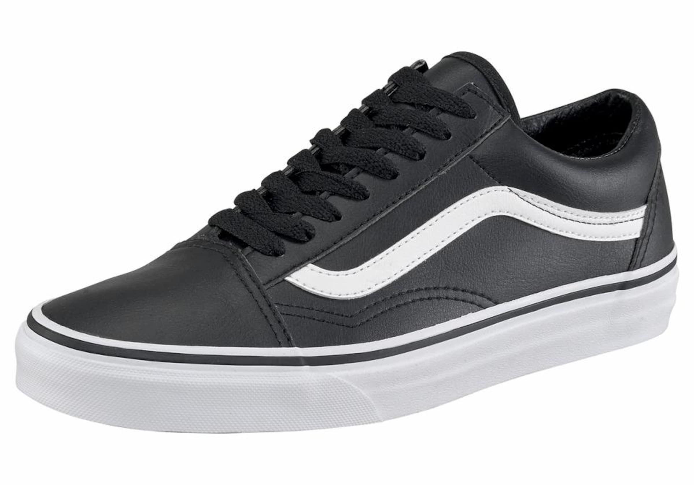VANS Sneaker  Old Skool Leather U