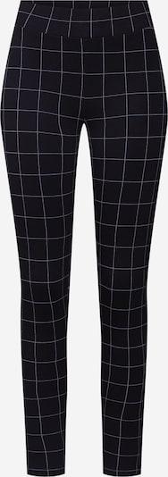Urban Classics Leggings in schwarz / weiß, Produktansicht