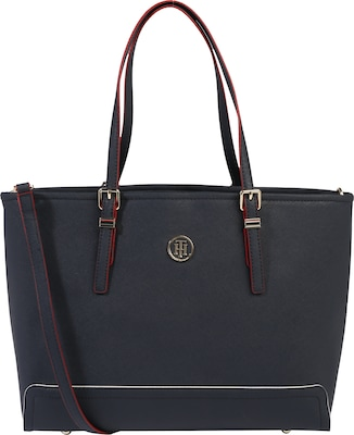 TOMMY HILFIGER Schultertasche 'HONEY MED TOTE'