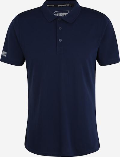 Superdry Koszulka funkcyjna w kolorze aqua / ciemny niebieskim, Podgląd produktu