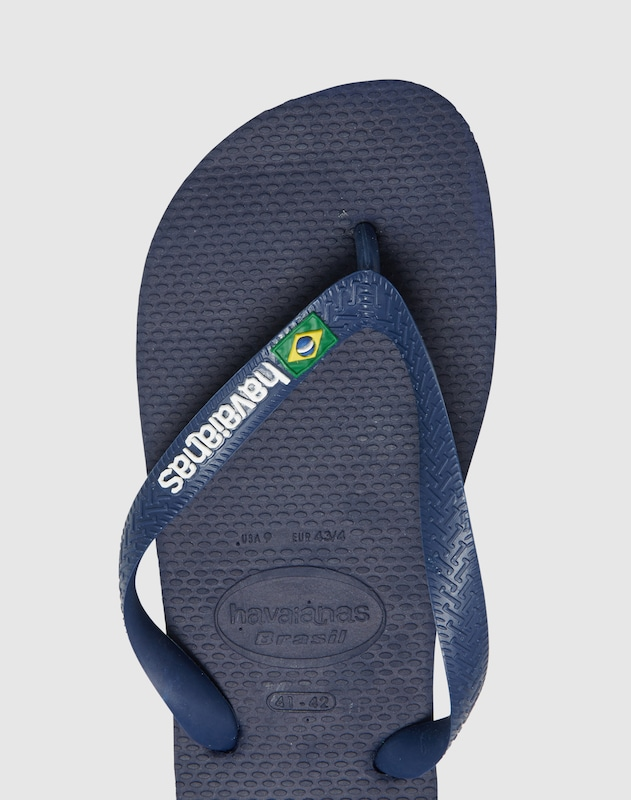 HAVAIANAS Zehentrenner Brasil