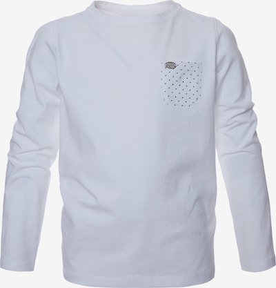 REVIEW FOR KIDS Shirt in weiß: Frontalansicht