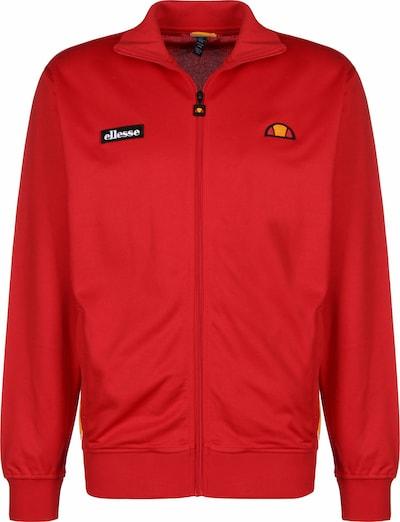 ELLESSE Sweatjacke 'AGORA' in rot, Produktansicht