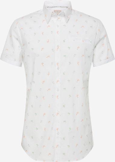 GUESS Košeľa 'SS SUNSET' - biela, Produkt