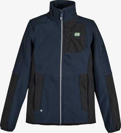 BRANDS WORKWEAR Funktionsjacke in blau / navy, Produktansicht