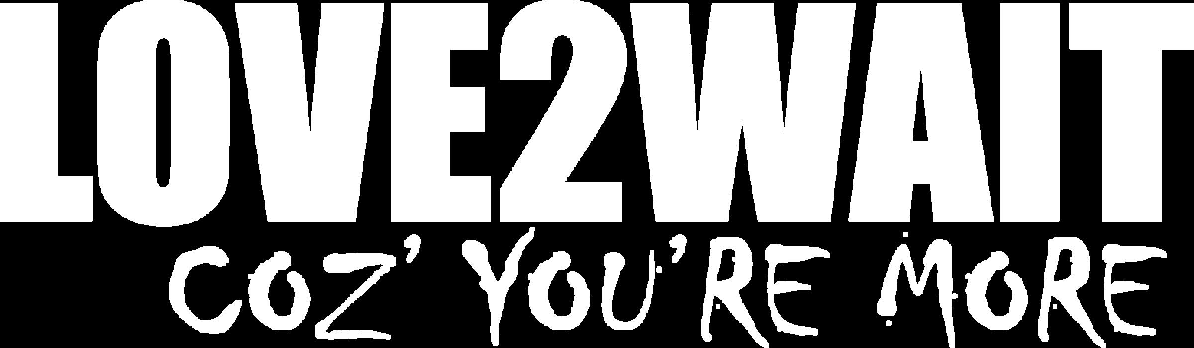 LOVE2WAIT Logo