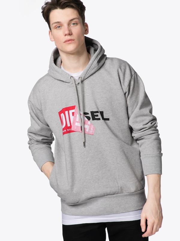 DIESEL Sweatshirt 'S-ALBY'