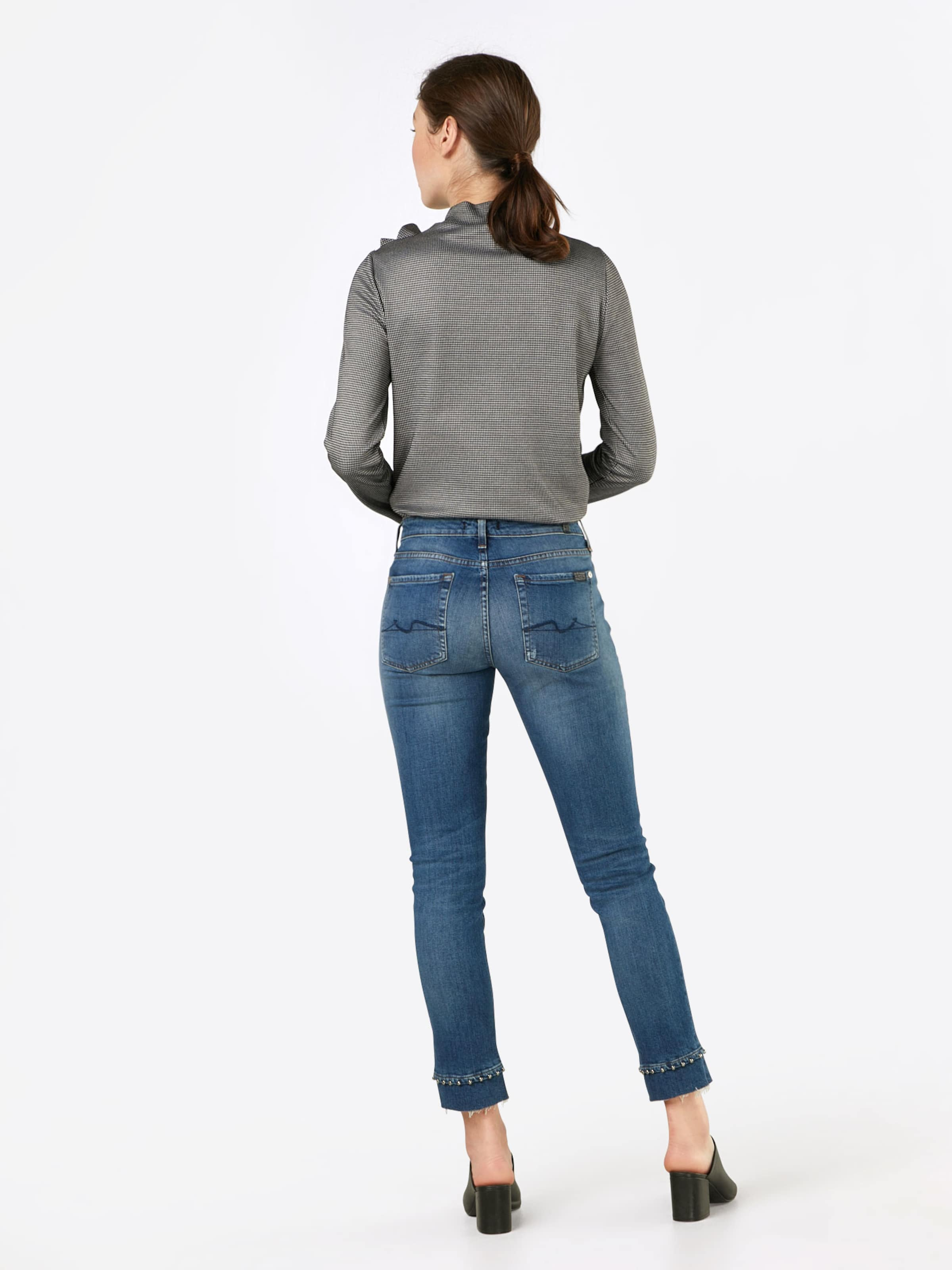 Mankind Blue 'pyper All In Denim 7 Crop' For Jeans MSqzGVUp