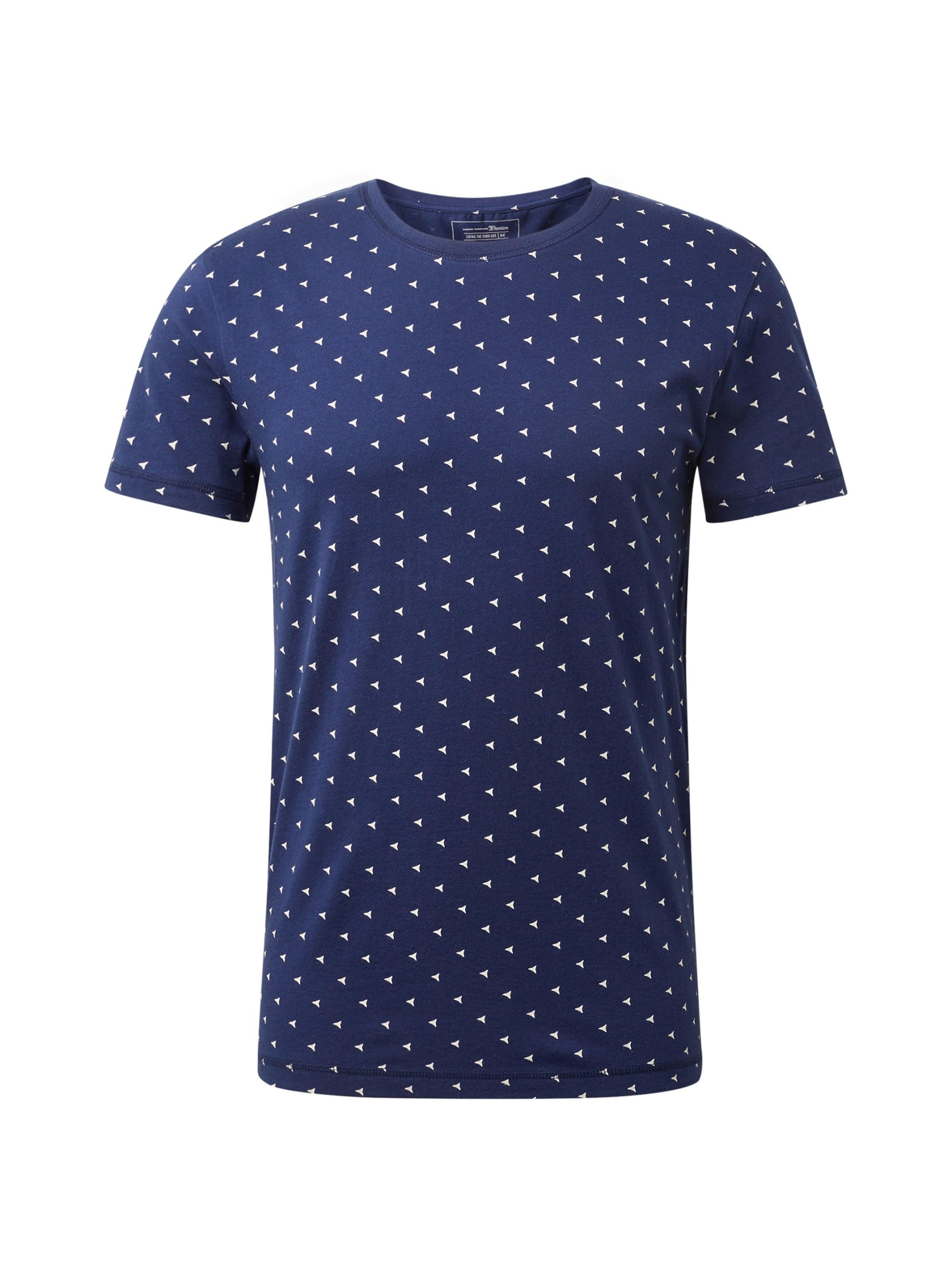 In Tailor T Denim Tom shirt Navy cjL4A3Rq5