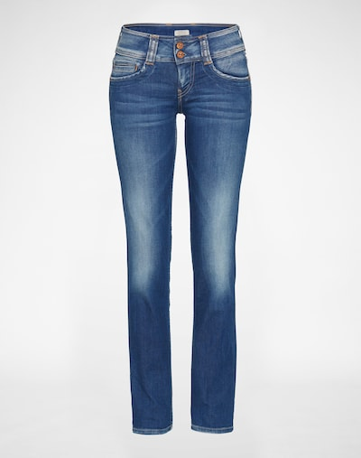Pepe Jeans Jeans 'Gen' in blue denim: Frontalansicht