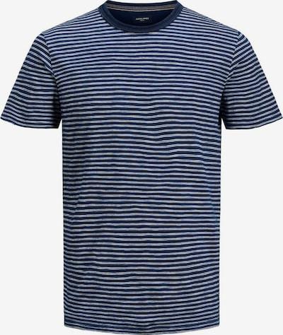 JACK & JONES T-Shirt en bleu, Vue avec produit