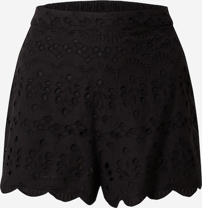 Miss Selfridge Shorts in schwarz, Produktansicht
