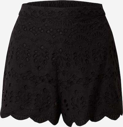 Miss Selfridge Pantalon en noir, Vue avec produit