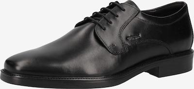 GEOX Schnürschuhe in schwarz, Produktansicht