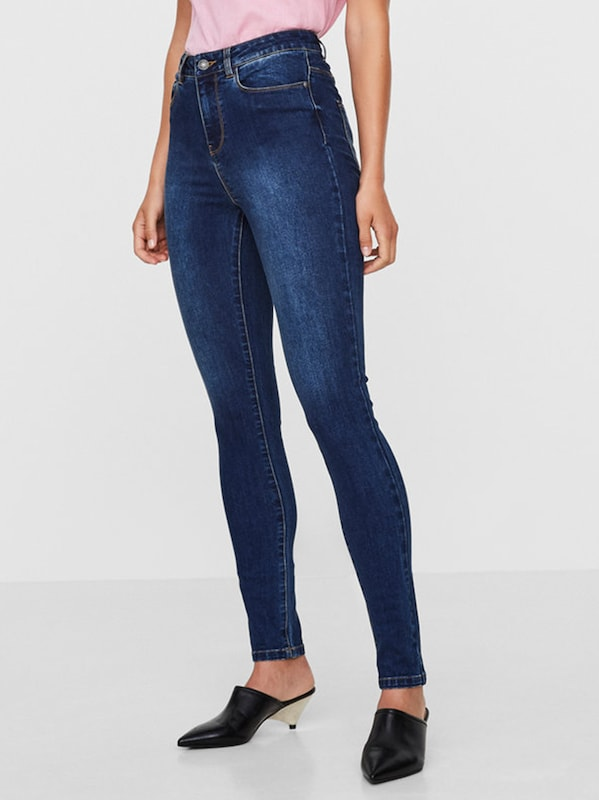 VERO MODA Super Skinny Fit Jeans Nine HW