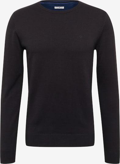 TOM TAILOR Pullover in schwarz, Produktansicht