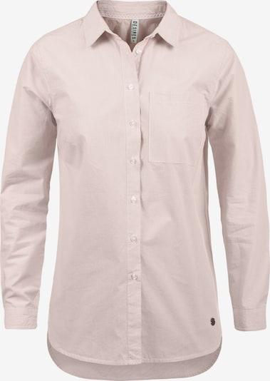 DESIRES Hemdbluse 'Drina' in rosa / weiß, Produktansicht