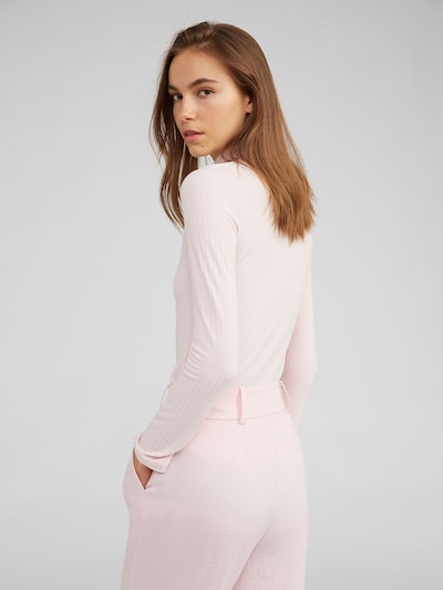 EDITED Shirt 'Manon' in de kleur Pink: Achteraanzicht