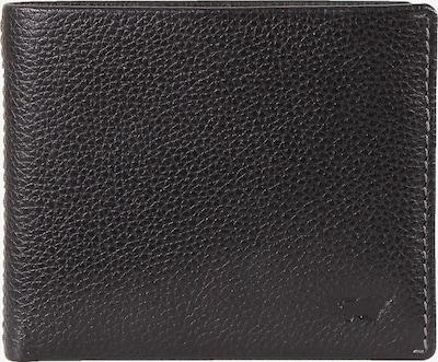 Braun Büffel Porte-monnaies 'Prato' en noir, Vue avec produit