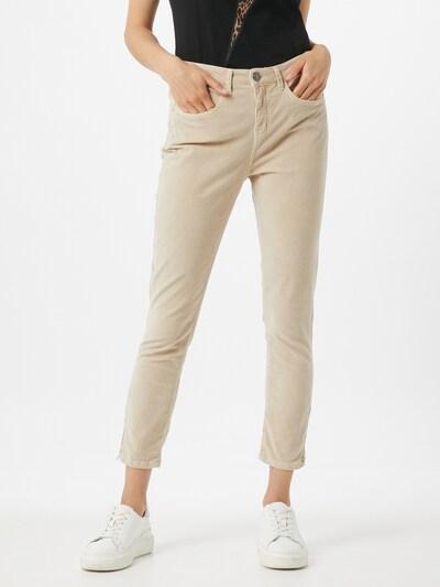 Pantaloni 'Emily' OPUS pe bej deschis, Vizualizare model
